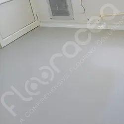Polyurethane Flooring, Anti-Skidding