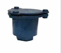 C.I. Air Valve Round Heavy