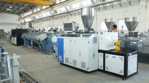 PVC Trunking Machine