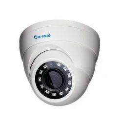 Hi-Focus 4 MP Cctv Dome Camera, Camera Range: 20 m