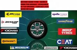 Car Second Hand Tyre