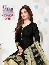 Balaji Chulbuli Patiyala Vol 2 Pure Cotton Dress Material Catalog