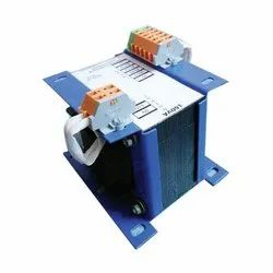 160Va Dry type/Air cooled Single Phase Control Transformer, For Industrial, 240 V