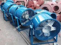 GPA 400 Axial Flow Fan