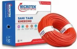 MICROTEK 0.75 mm Lead Free FR Copper Wire