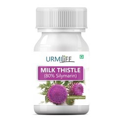 Milk Thistle Extract Capsules, Packaging Type: Bottle