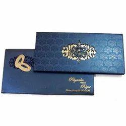 Variable Paper Wedding Cards Printing Service, Location: Navi Mumbai