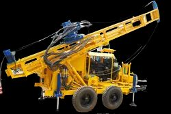 Trolley Mounted Mineral Exploration Drilling Rig