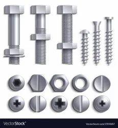 Duplex Steel Bolts