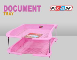 Plastic Document Tray
