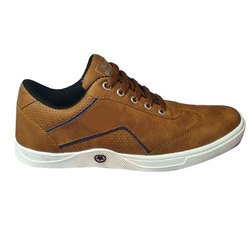 R International Casual Wear Mens Brown Causal Shoes, Size: 7 - 10