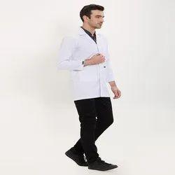 Permanent Anti-Virus, Anti-Bacteria and Anti-Odor Lab Coats