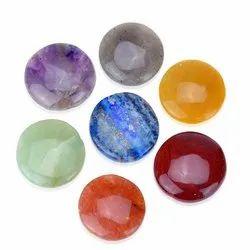 Seven Chakra Healing Stone