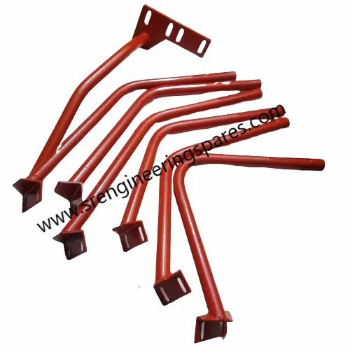 Batching Plant Mixing Arms