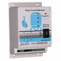 Water Level Indicator With Dual Alarm