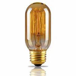 Round Warm White 40 Watt Antique Edison Filament LED Bulb