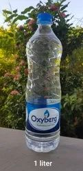 Oxyberg Packaged Drinking Water 1liter