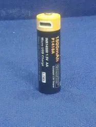 14500 Battery AA 1.5V