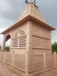 Brown Stone Temple