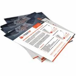 Paper Leaflet Printing Services, in Pan India