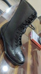 Leather Dms Boot