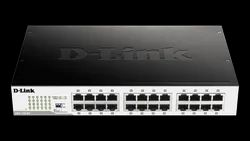 Managed D Link Switches, 24 Ports, Model Name/Number: Dgs - 1210 -28