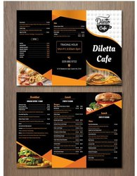 Paper Tri Fold Brochures Printing Services, Location: Pan India, Size: 8.5*11 Inch
