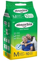 Absorbia Adult Diaper Medium