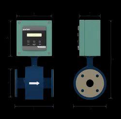 ASTER MAG650 ELECTROMAGNETIC FLOW METER