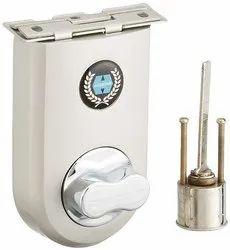 For Security Harrison Jimmy Proof Double Door Lock