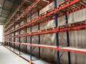FIFO Metal Storage Rack