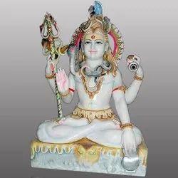 Lord Shiv Shankar Statue