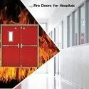 Hospital Fire Proof Door ( Lab Door)