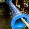 Rubber Burner C.B pipe