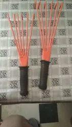 Mild Steel Hand Garden Rake