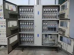 Distribution Control Panel, Degree of Protection: IP55