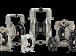 Ingersoll Rand Air Operated Double Diaphragm Pump