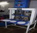 Zig Zag Auto Hydraulic Machine