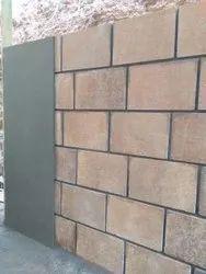 Rectangular Red Soil Mud Bricks, Size: 12x8x6