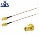 SMA Female Bulkhead To Rg178 Cable