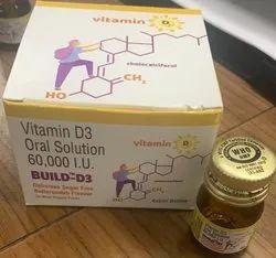 Vitamin D3 Nano Suspension 60000 IU
