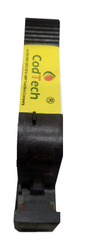 Black Quick Drying Solvent Ink Cartridge (Inkjet Technology)