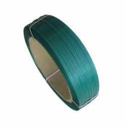 Green Pet Strap Rolls