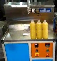 Mango Pulp Filling Machine