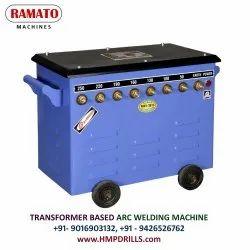 RAMATO 250A Transformer Based Stud Type ARC Welding Machine