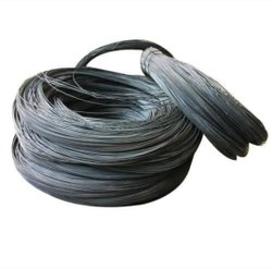 Stainless Steel Black Binding Wires, For Construction, Gauge: 16