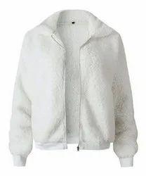 Ladies Fleece Winter Jackets