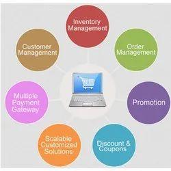 E Commerce Application Services
