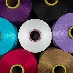 Bright Dyed Dupion Aty Yarn