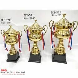 Heavy Metal Sports Bulky Winner Trophies